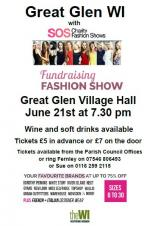 WI Charity Fashion Show